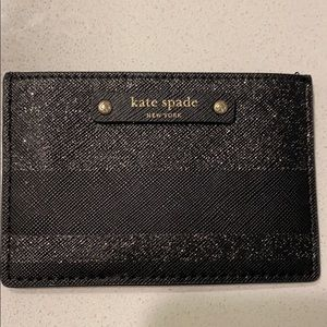 LIKE NEW KATE SPADE CARD HOLDER